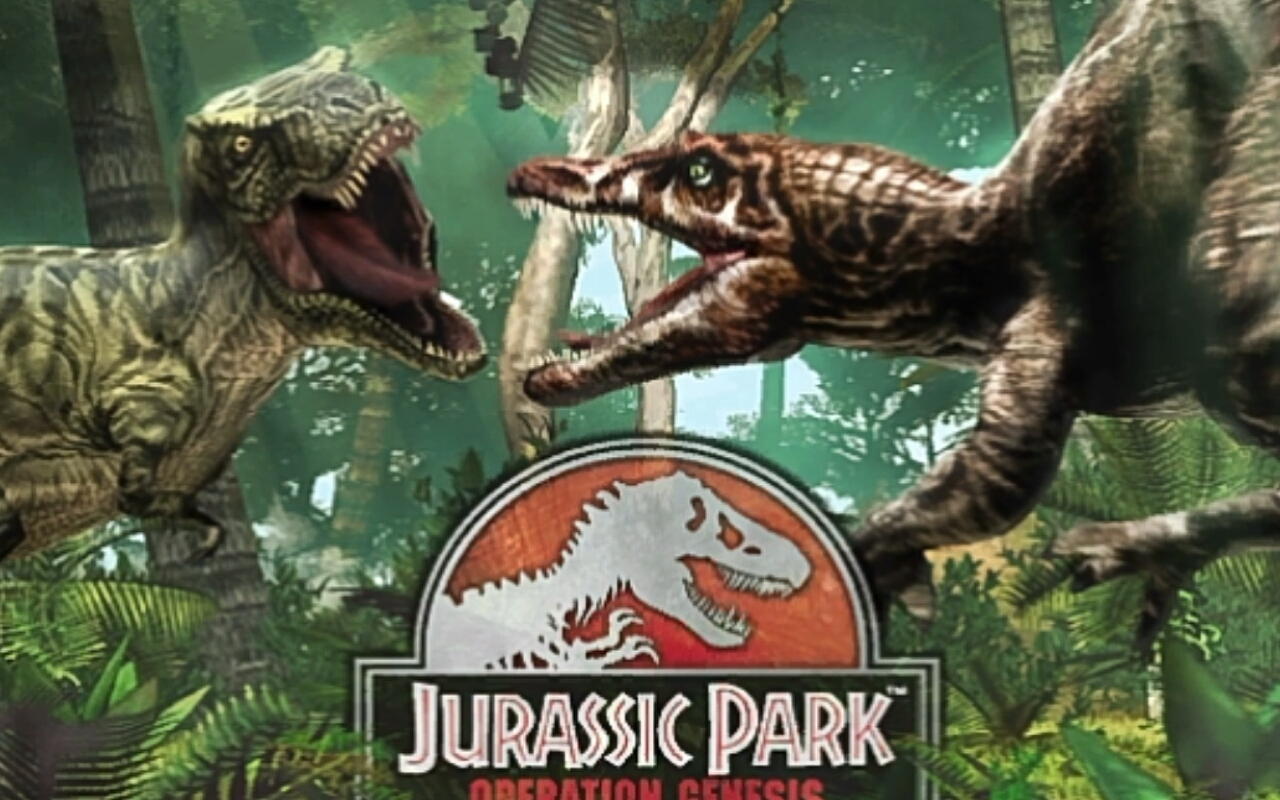 Jurassic park operation genesis highly compressed download