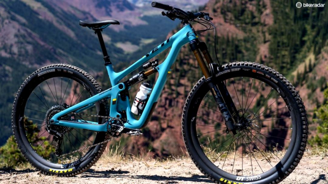 Bicycles Yeti Sport Mountain Bikes Desktop Wallpaper