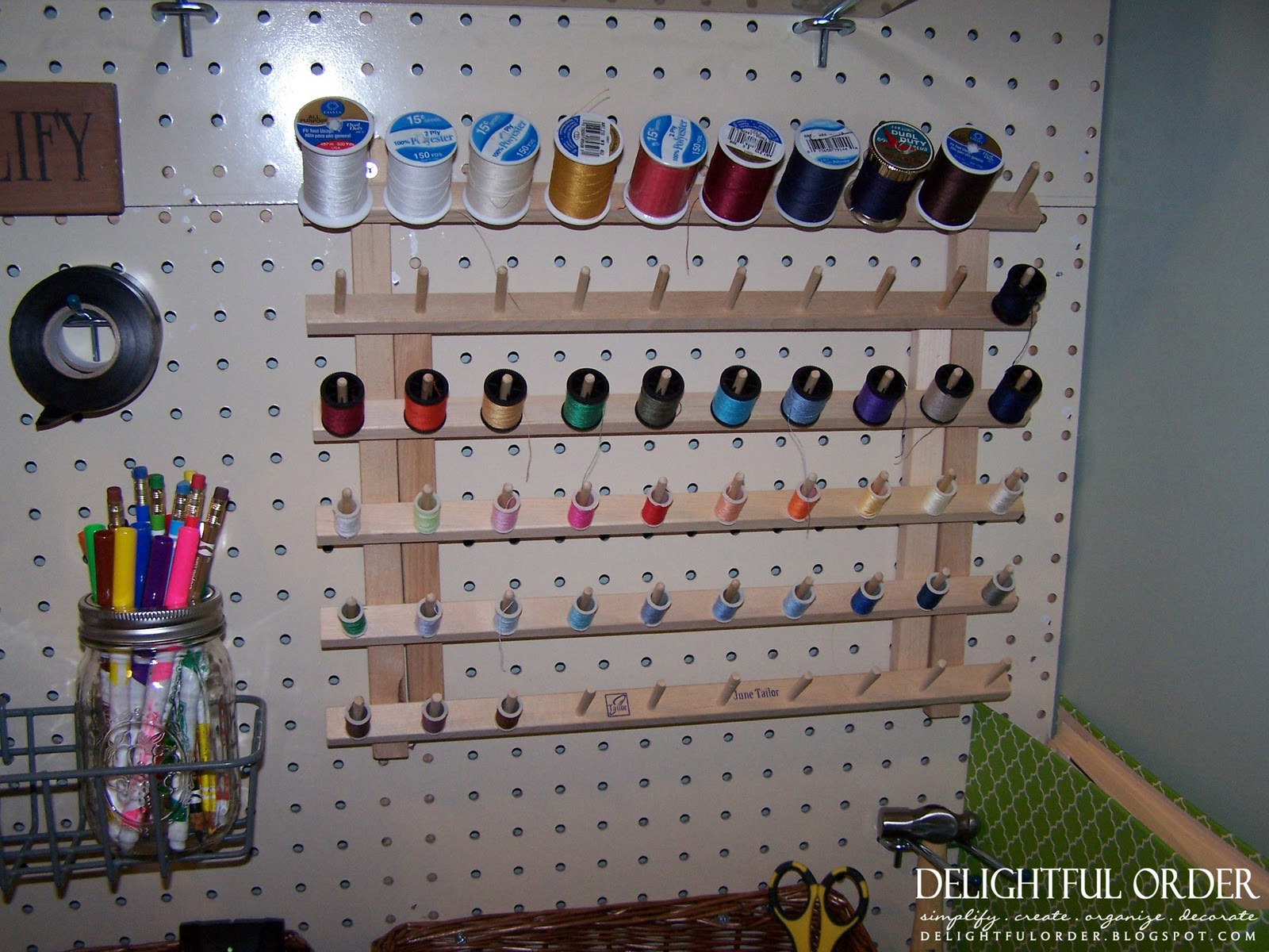 Delightful Order Craft Room Clients Home Craft Supply Center