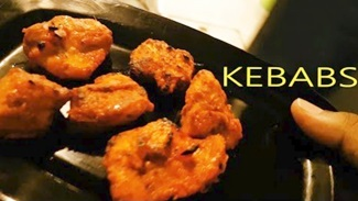 Kings kitchen – Kebabs