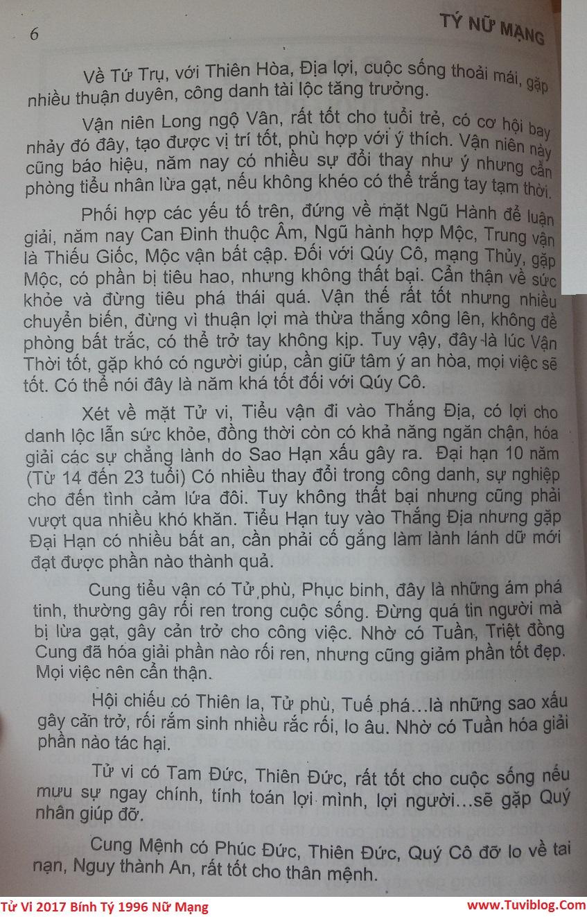 Xem tu vi 2017 Binh Ty 1996