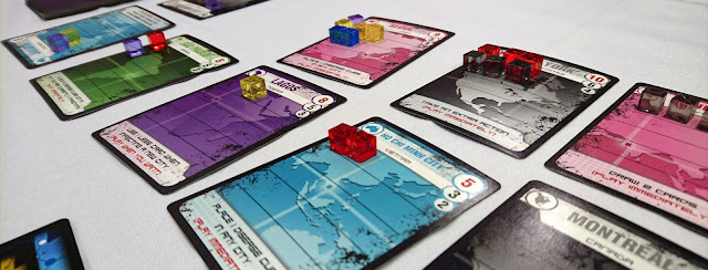 Pandemic: Contagion - UK Games Expo