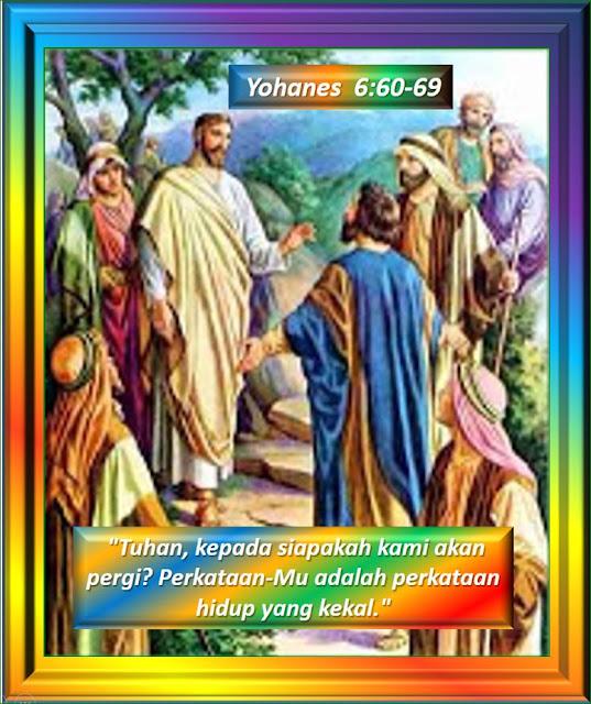 Yohanes 6:60-69
