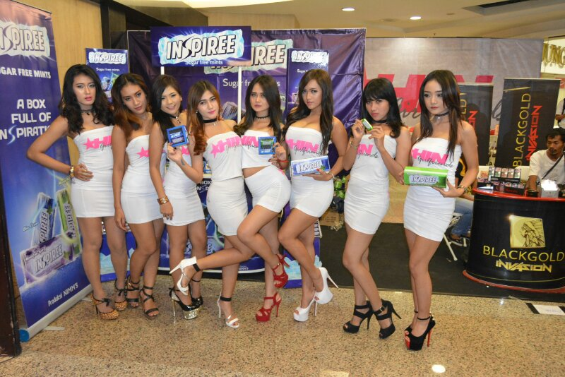sexy shoot hingirlfriends hin semifinal surabaya 2016