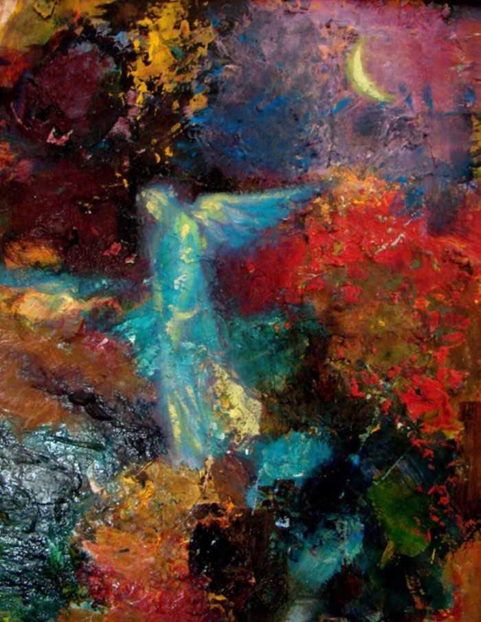 Современный азербайджанский художник. Nazim Mehmet