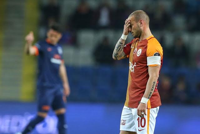 Sneijder'in abisine de para verilmiş!