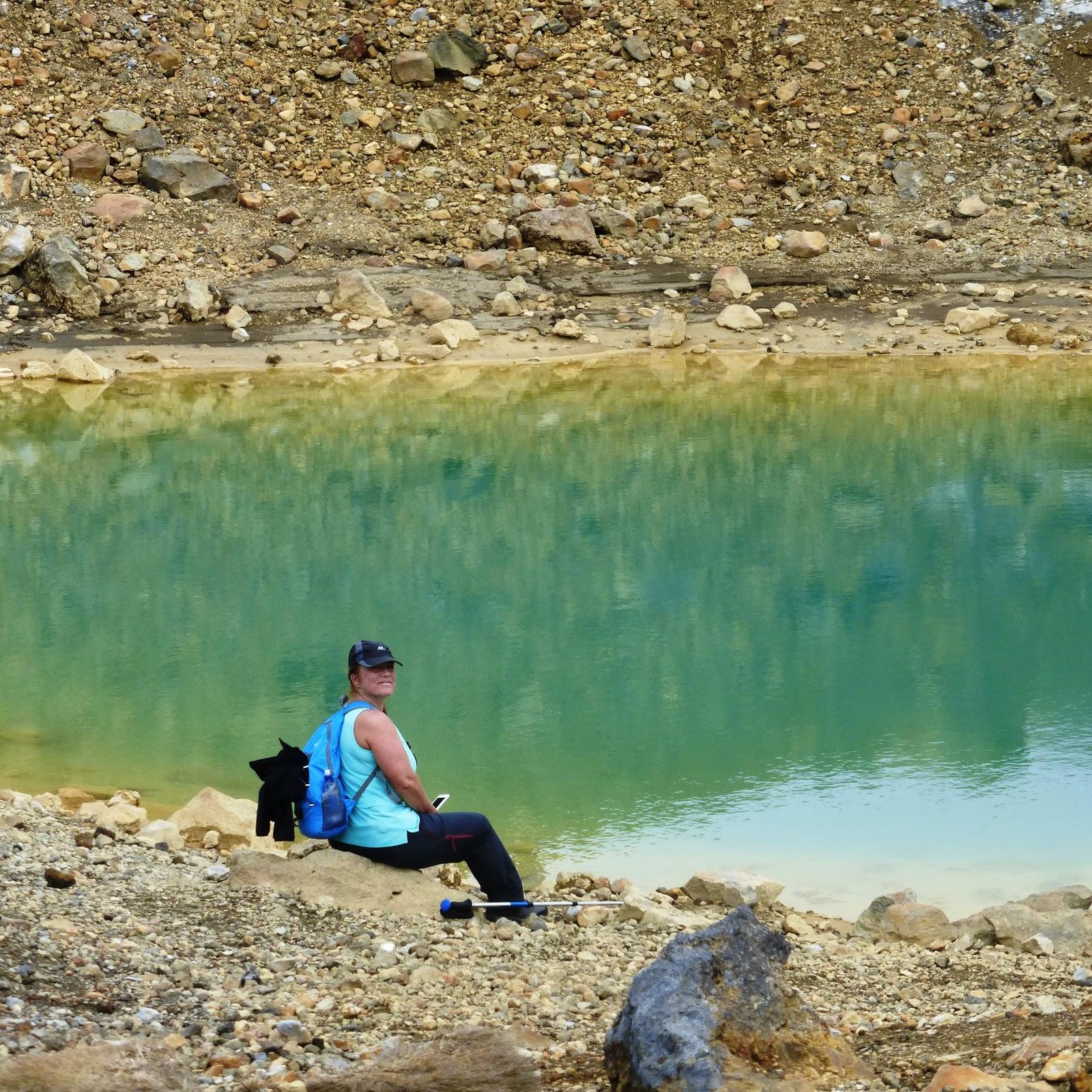 Viaje a Aotearoa: En la Tongariro Alpine Crossing