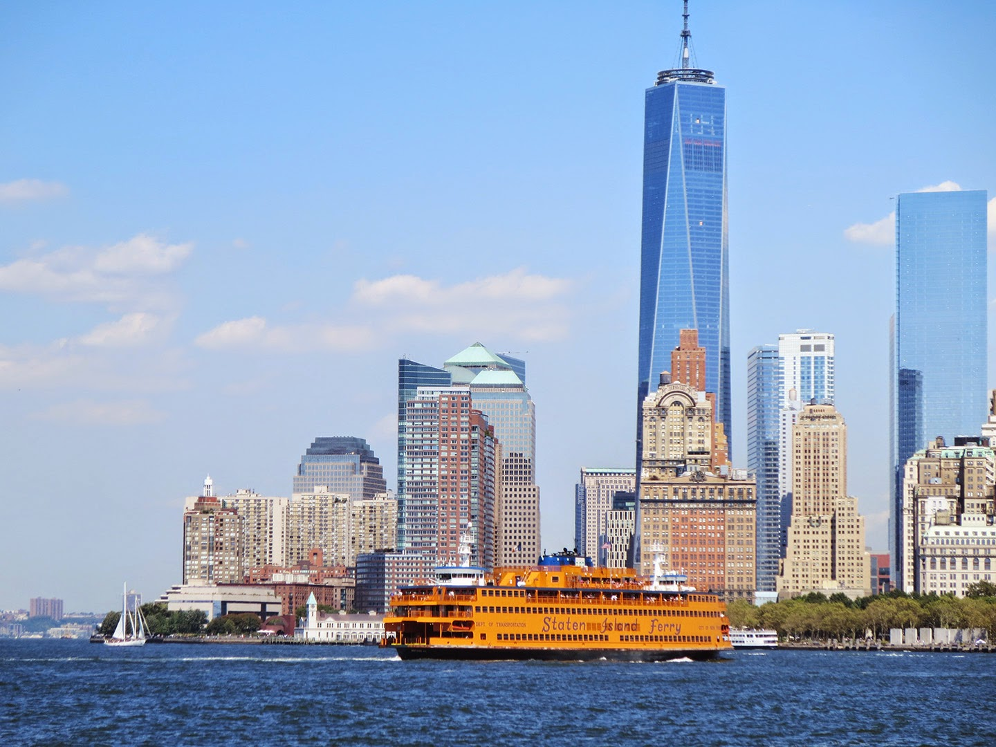 Big Apple Secrets: Staten Island Ferry