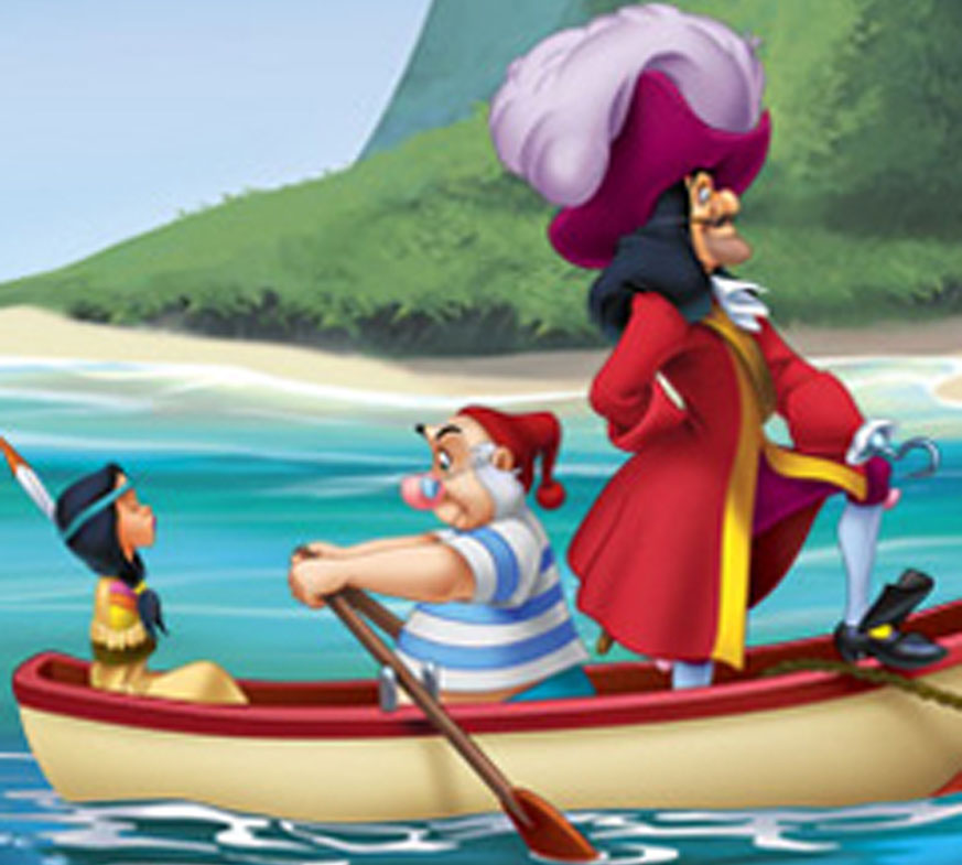 Pixar Cars Wallpaper Border 7 Captain Hook Disney Cartoon Characters Desktop Wallpaper