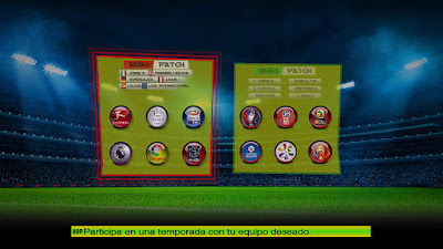 PES 2009 Edition Pro EURO Patch 2016/2017