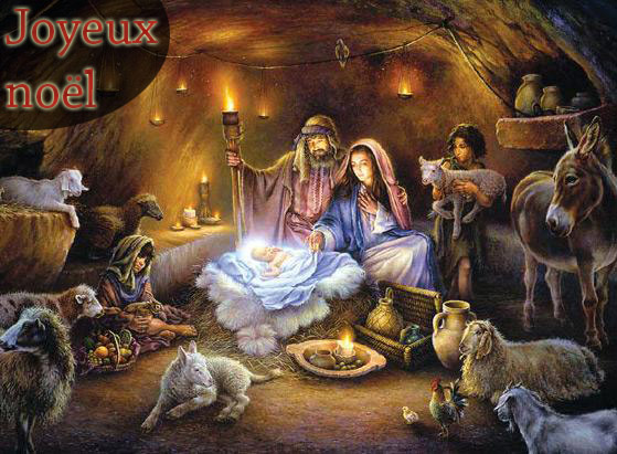Carrefour Bruyère: Vers Noël 16 décembre