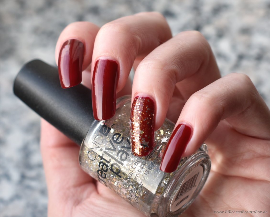 CND Creative Play Nagellack Stellarbration - Review, Tragebilder und Swatches