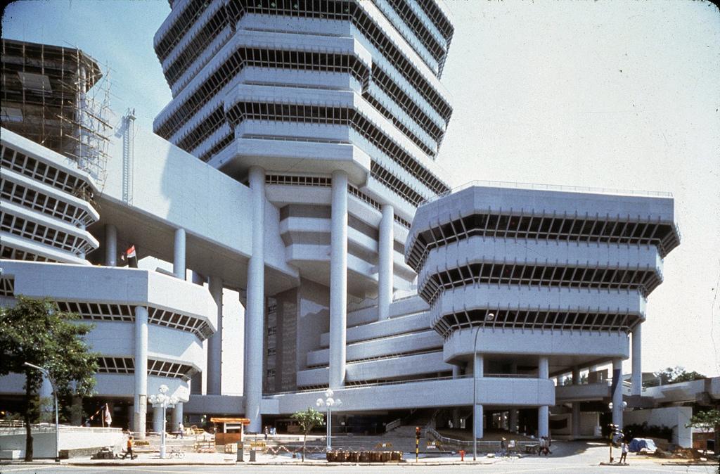 hidden architecture the concourse