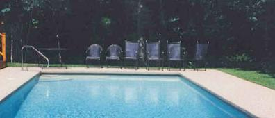 All About Concrete Swimming Pool