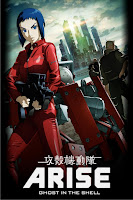 Ghost in the Shell Arise. Border:2 Ghost Whispers (2013) online y gratis
