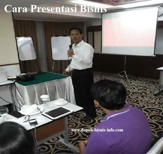 Bisnis, Presentasi, Presentasi Bisnis, Cara Presentasi, Susunan Acara Presentasi