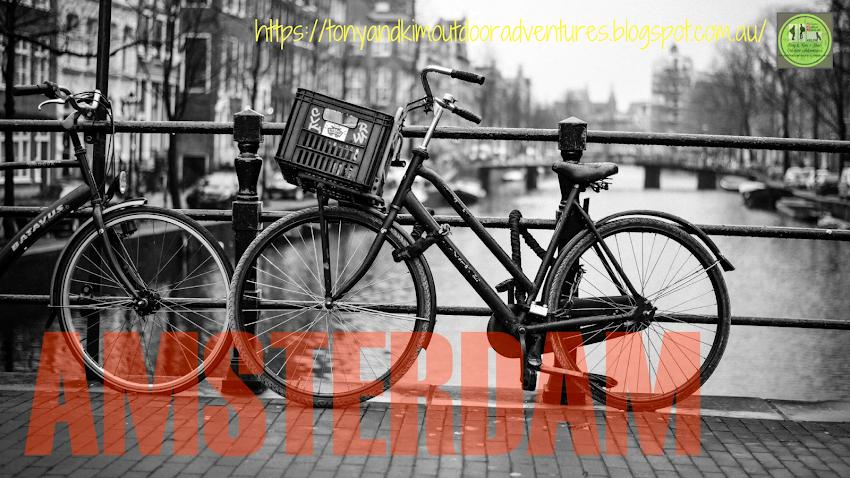Grand European Tour Amsterdam