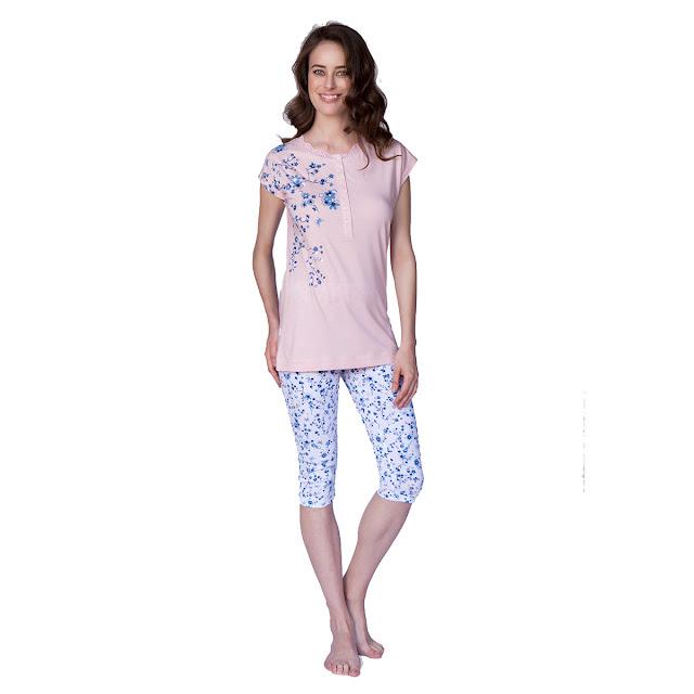 pigiama da donna cotone