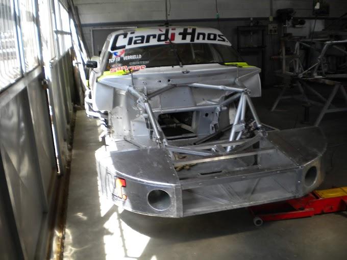 Uranga Racing con dos autos confirmados