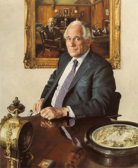 Sir Evelyn Robert Adrian de Rothschild