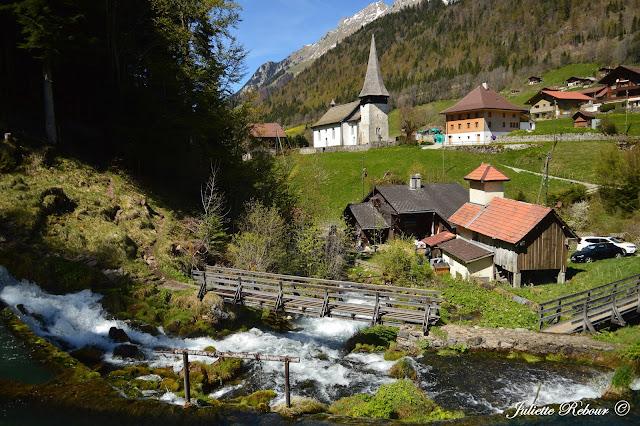 Villages en Suisse