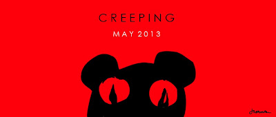The Return of Jermaine Rogers' Dero - Creeping May 2013