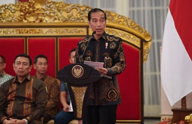 Klaim BPJS Tinggi, Jokowi Minta Gaya Hidup Sehat Digencarkan