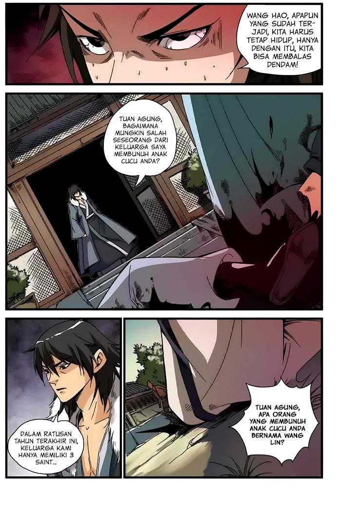 Xian Ni Chapter 49