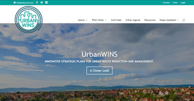 Collaborative public decision-making processes and urban metabolism: the UrbanWINS project
