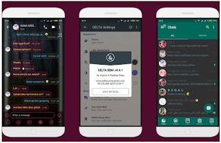 Download BBM DELTA Mod Apk Versi 4 Terbaru 2019
