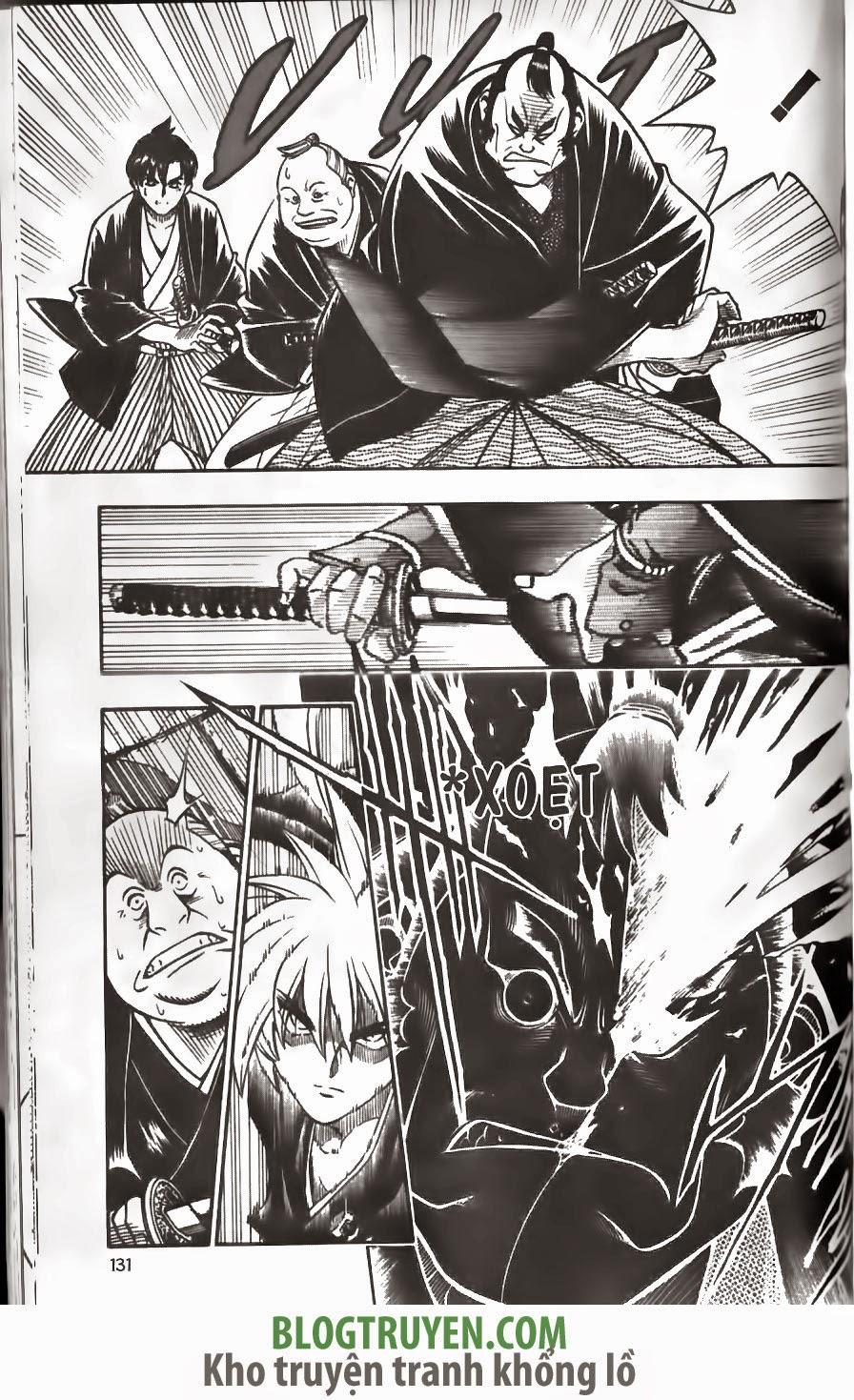 Rurouni Kenshin chap 165 trang 7