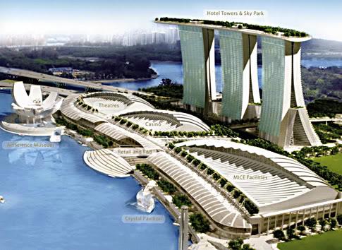 Las Vegas Sands Plans To Build 2 Billion Resort In