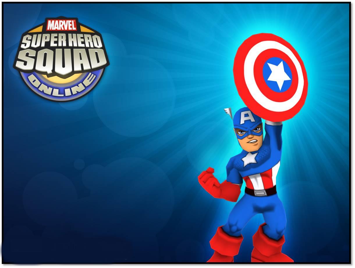 Marvel Superhero Squad: Invitaciones para Imprimir Gratis ...