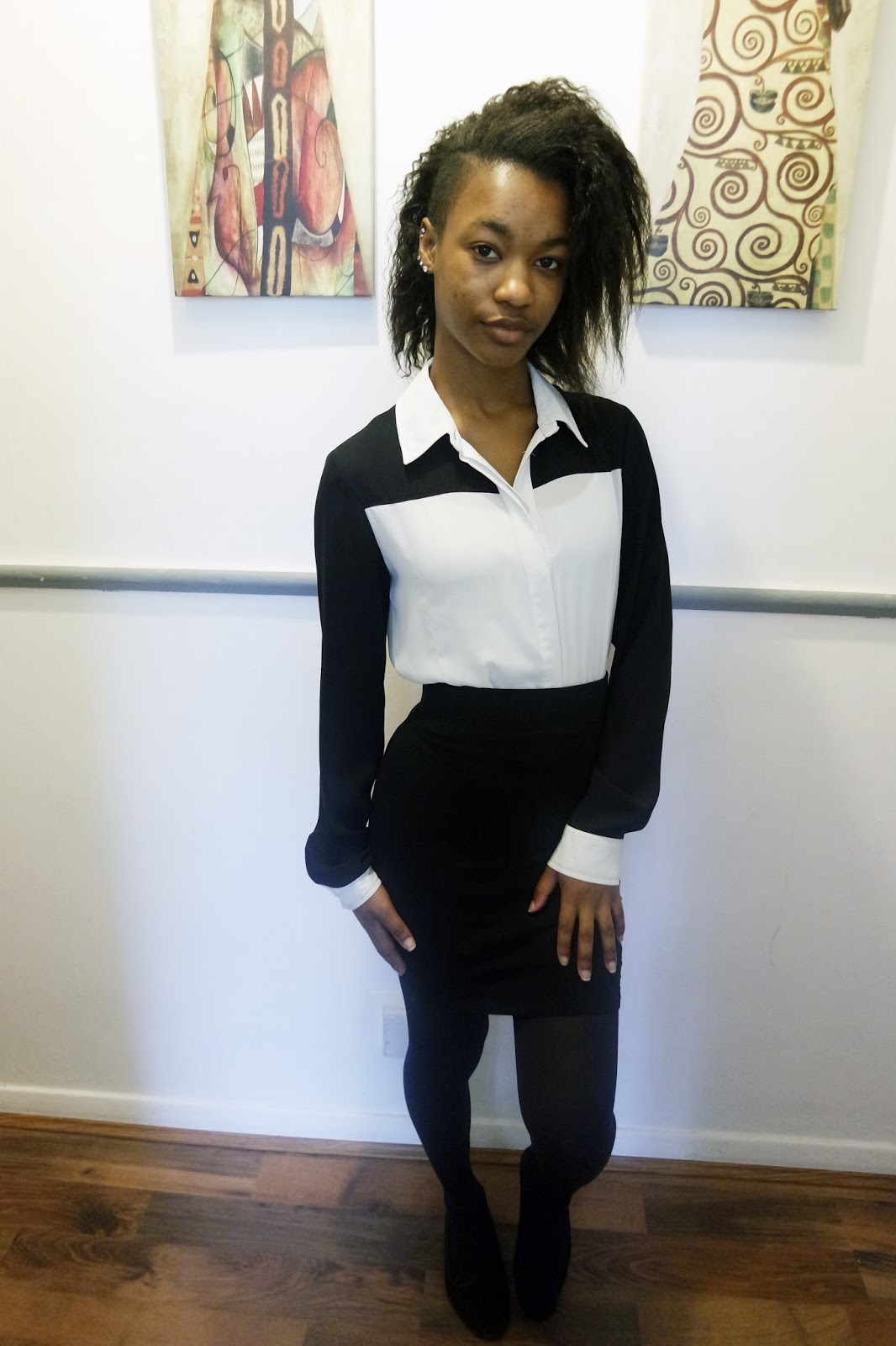 Tashika Bailey | Job Interview Outfits