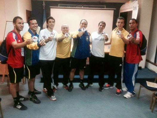 Cuatro nuevas parejas de nivel continental en Panamérica   Mundo Handball