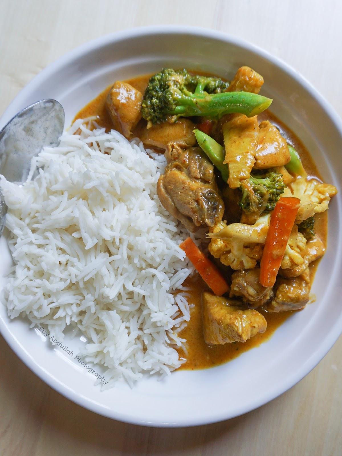 Resepi Phad phed, resepi paprik, phadphet, chicken phadphet, phadprik, thai curry, lauk thai