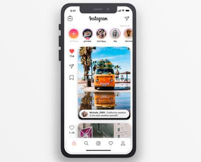 Cara Membuat Bio Instagram Panjang Kebawah