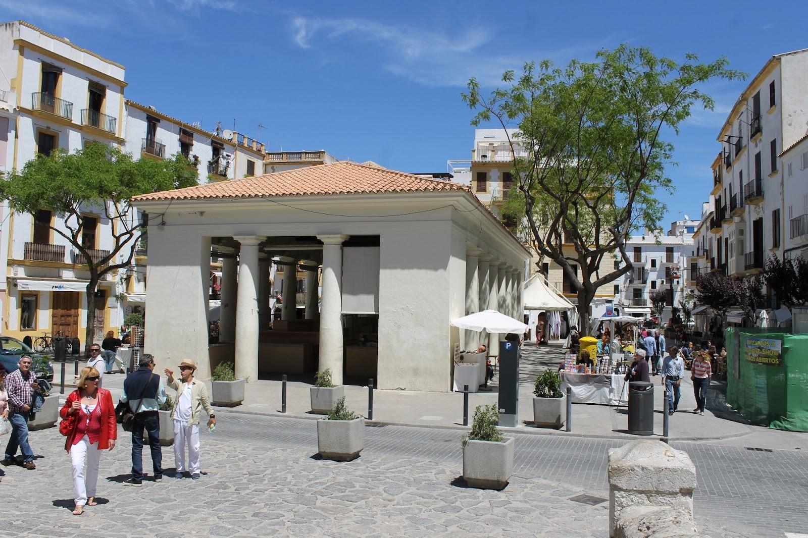 Mercat Vell - Mercado Viejo de Ibiza