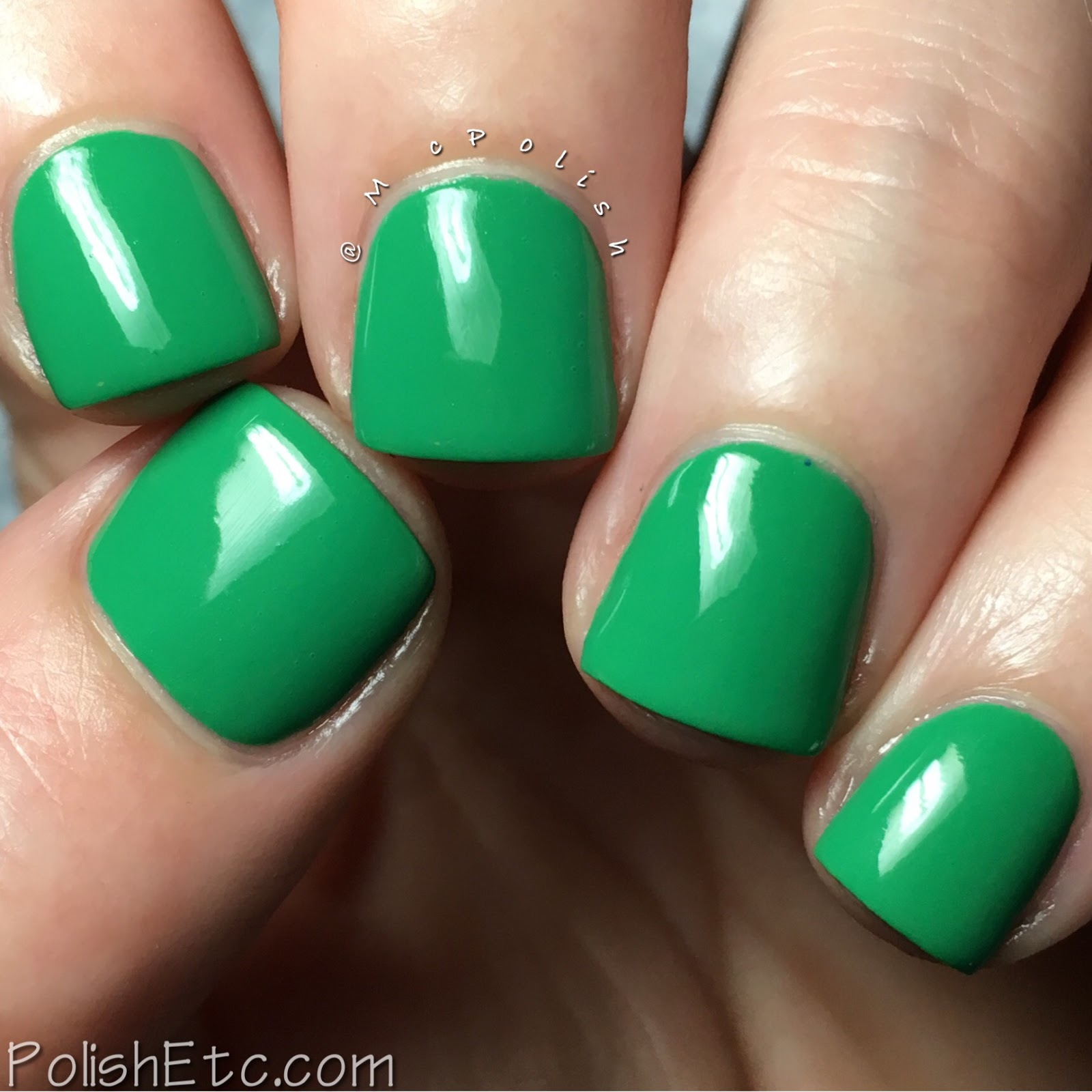 Essie's Spring 2017 Collection - McPolish - on the roadie