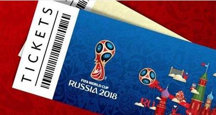 طلبات التذاكر لمباريات كأس العالم تصل الي 3 مليون تذكرة