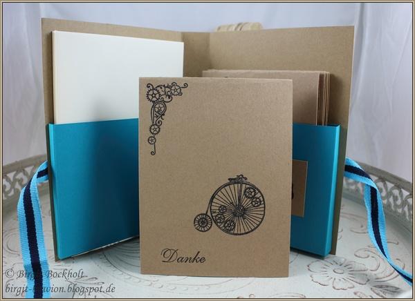 Anleitung Box mit Karten
