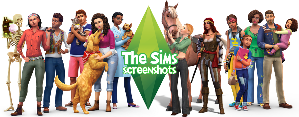 The Sims Screenshots®