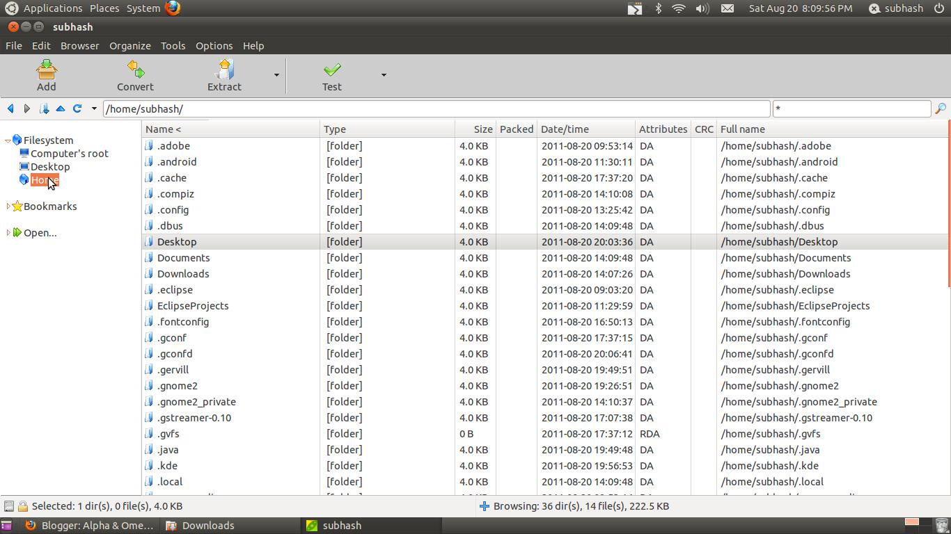 RAR support for linux   Alpha & Omega of Linux
