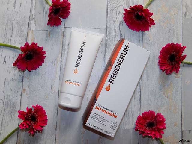 Regeneracyjny szampon do włosów, Regenerum