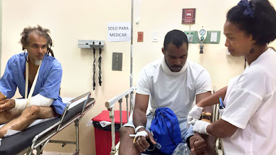 Hospitales de República Dominicana brindan atención a afectados por Irma y María en Dominica