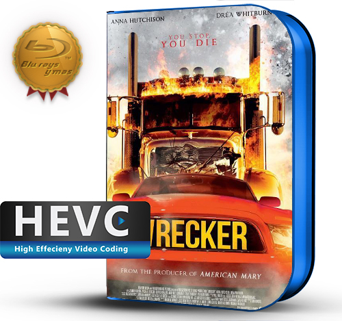 Wrecker  (2015) 1080P HEVC-8Bits BDRip Ingles(Subt.Esp)(Terror)