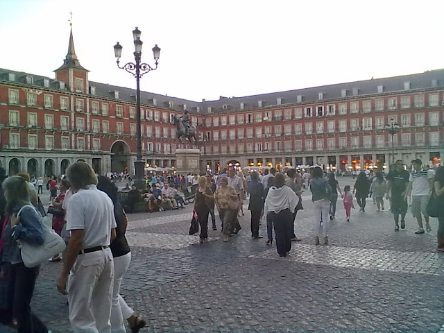 Visita guiada La Ruta Jacobea en Madrid