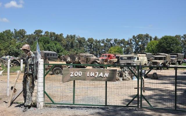 Como visitar o Zoológico de Luján em Buenos Aires