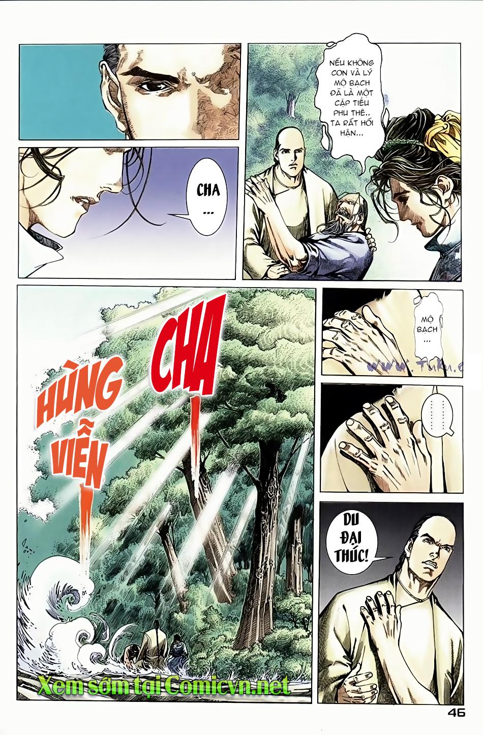 Ngọa Hổ Tàng Long I - II Chap 4 - Next Chap 5