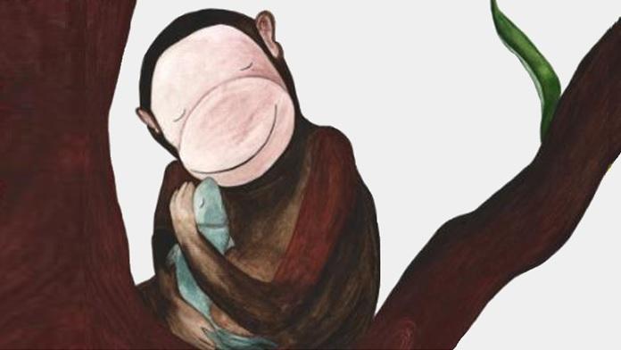 La parabola della scimmia e il pesce - Anonimo